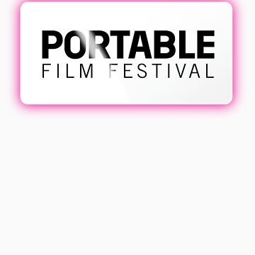 Portable Film Festival - LOGO by portablefilmfestival