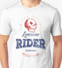 Lonesome Rider Slim Fit T-Shirt