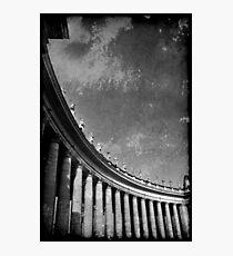 Bernini's Piazza Photographic Print
