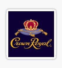 Crown Royal Sticker