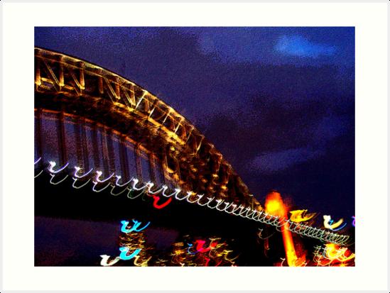 The Sydney Harbour Bridge by Ames