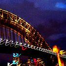 The Sydney Harbour Bridge by Ames