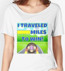 TV Game Show - TPIR (The Price Is...)Miles To Win Women's Relaxed Fit T-Shirt