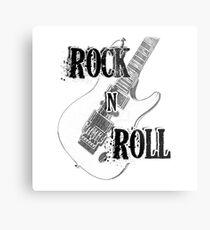 Rock Roll Music  Metal Print