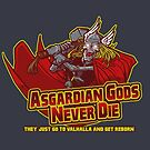 Asgardian Gods Never Die by AndreusD
