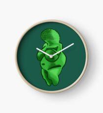 Woman of Willendorf Clock