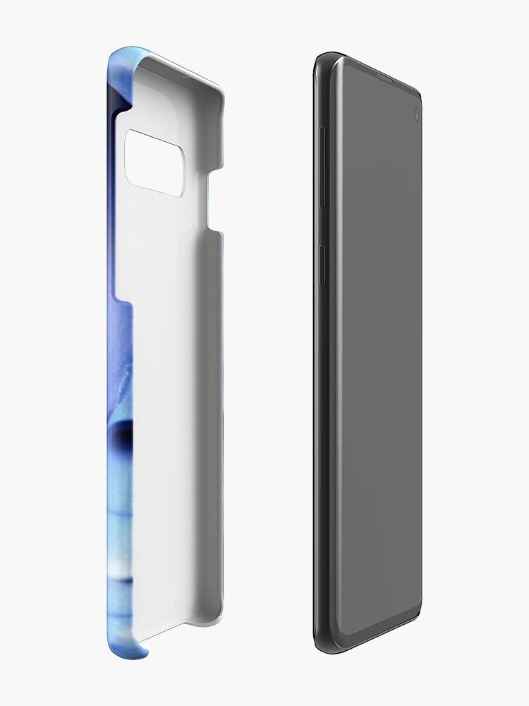 Alternative Ansicht von Ghost and Skeleton Minifigure Hüllen & Klebefolien für Samsung Galaxy