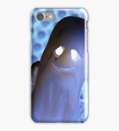 Ghost and Skeleton Minifigure iPhone Case/Skin
