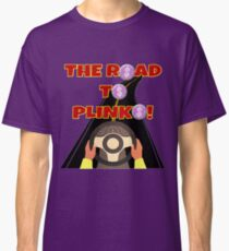 TV Game Show - TPIR (The Price Is...)Road To Plinko Classic T-Shirt
