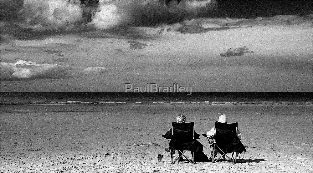 Beach Folk by PaulBradley