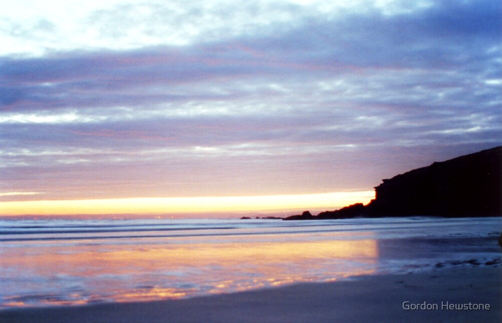 Polurrian Sunset (1) by Gordon Hewstone