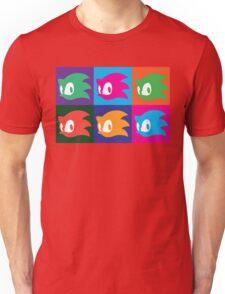 Sonic The Hedgehog - Composition Unisex T-Shirt