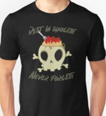 Rest in Spagetti 2 Unisex T-Shirt