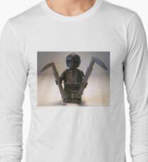 Custom Black Shadow Assassin Minifig T-Shirt