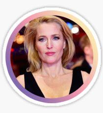 Princess Gillian Sticker