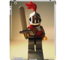 'Lion Knight Quarters' Minifigure  iPad Case/Skin