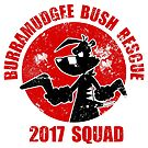 Bush Rescue 2017 Red Squad by KromeStudios