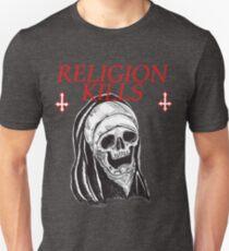 RELIGION KILLS Unisex T-Shirt