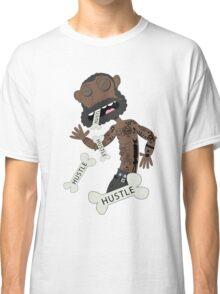 "Death Grips ""Hustle Bones"" T- Shirt Classic T-Shirt"