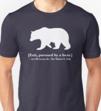 Pursued by Bear Unisex T-Shirt