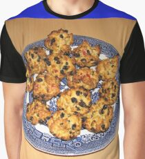Oven Fresh Rock Cakes Graphic T-Shirt
