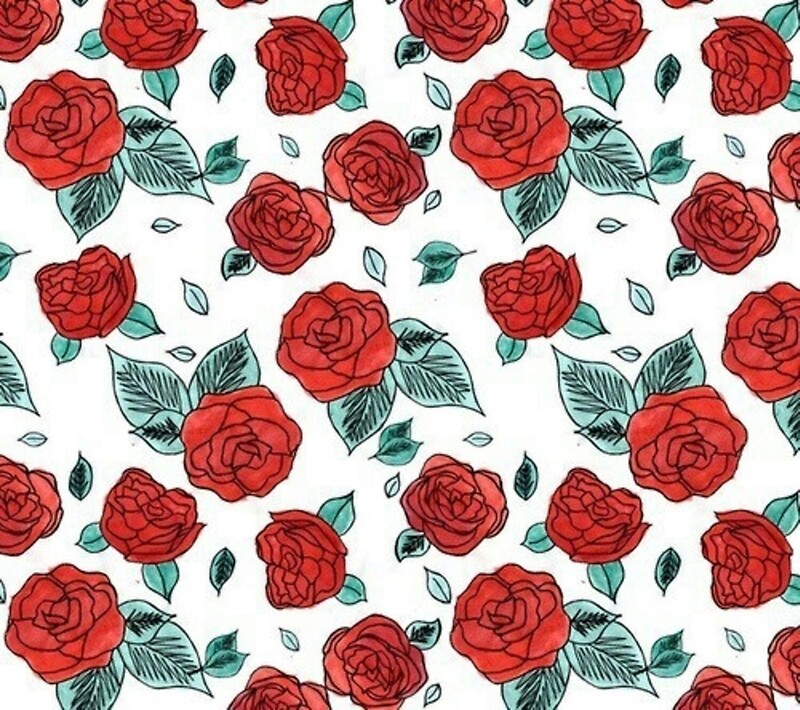 Quot Indie Boho Red Rose Floral Aesthetic Quot Posters By