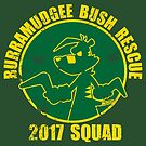 Bush Rescue 2017 Gold Squad by KromeStudios