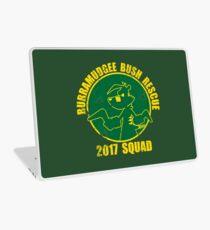 Bush Rescue 2017 Gold Squad Laptop Skin
