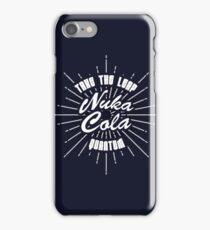 Nuka-Cola Quantum iPhone Case/Skin
