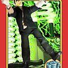 Mego Mad Monsters Frankenstein 2 Trading Card Art by MegoMuseum