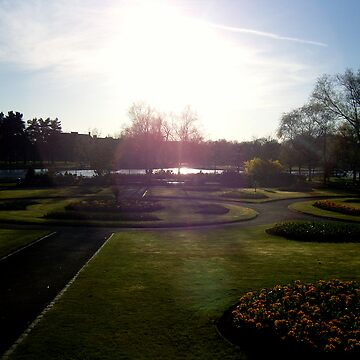 Vistoria Park by kringmurphy