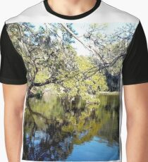 Deep Reflections Graphic T-Shirt