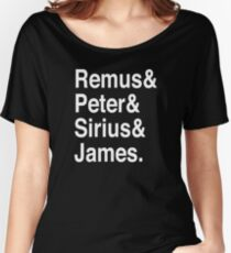 Marauders - Harry Potter Women's Relaxed Fit T-Shirt