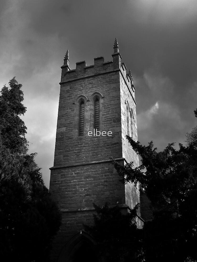 Dark Church by elbee
