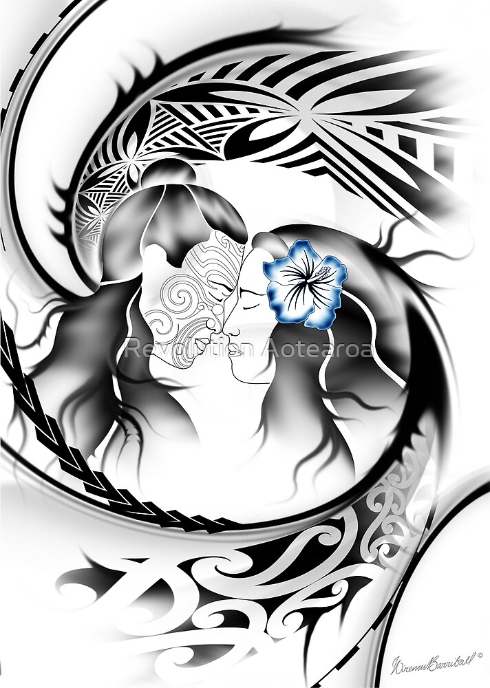Pacific Harmony by Revolution Aotearoa
