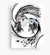 Pacific Harmony Canvas Print