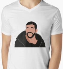 Drake Men's V-Neck T-Shirt