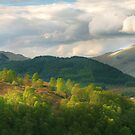 Gateway to the Highlands by Chris Clark