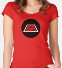 LEGO M:Tron Women's Fitted Scoop T-Shirt