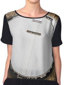 Country and western songs Chiffon Top