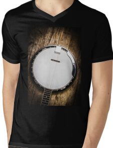 Country and western songs Mens V-Neck T-Shirt