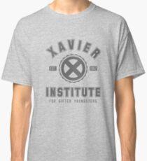 Xavier Institute (Grey) Classic T-Shirt