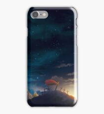 Gurren Lagann Kamina Memorial iPhone Case/Skin