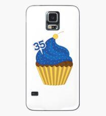 Cupcake Case/Skin for Samsung Galaxy
