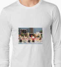 Old Ladies' Night Long Sleeve T-Shirt