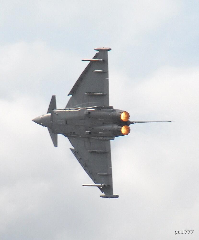 typhoon eurofighter by paul777