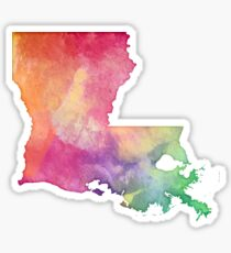 Louisiana Sticker