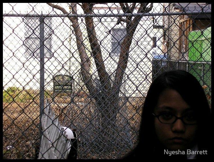Backyard Rage by Nyesha Barrett