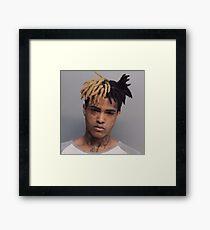 XXXTentacion / Merch / t-shirt / poster / sticker / phone case Framed Print