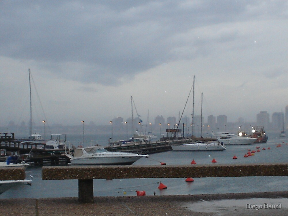 stormy afternoon by Diego Bauzil